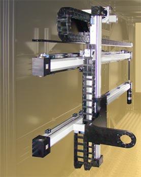 Application max : Réalisation des robots cartésiens